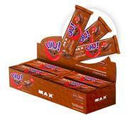 UAU Protein Bar Brigadeiro 45G - Cx 12 Un
