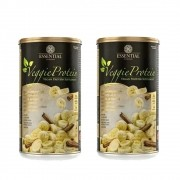 Veggie Whey Protein Banana Com Canela 462g
