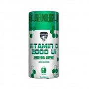 Vitamin D 2000 Ui 60 Cáps - Under Labz