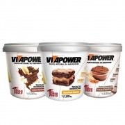 Vitapower Cacau + Brownie + Shot