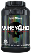 Whey 4HD 900G Black Skull