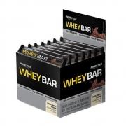 Whey Bar Low Carb Cookies Cx 24 Un  Probiotica