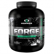 Whey Forge Protein Complex Isolates Chocolate 3 LBS - Hopper