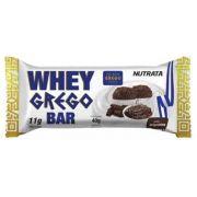 Whey Grego Bar Sabor Brigadeiro - Nutrata
