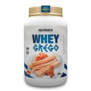 Whey Grego Cheesecake Chocolate 900g - Nutrata