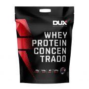Whey Protein Concentrado Baunilha Refil 1800g - Dux