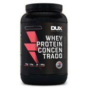 Whey Protein Concentrado Morango 900g Dux