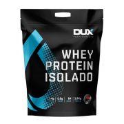 Whey Protein Isolado Baunilha Refil 1.800g - Dux