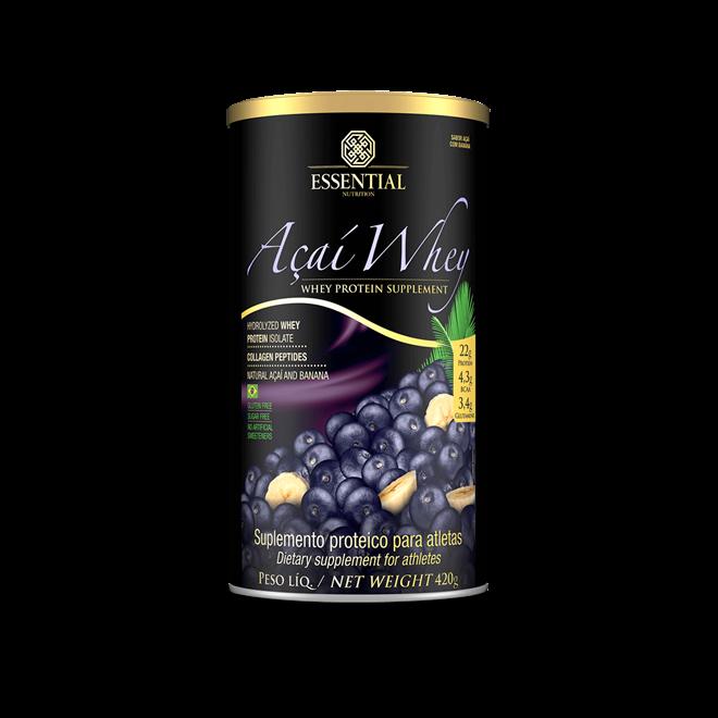 Açaí Whey 420G - Essential Nutrition  - KFit Nutrition