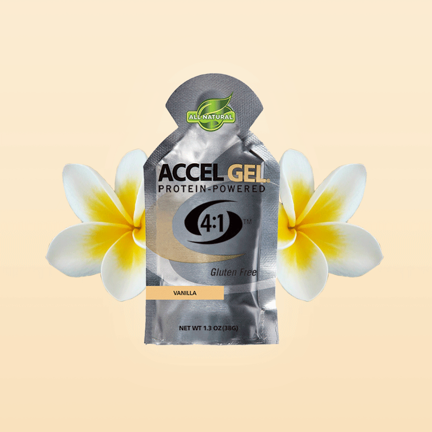Accel Gel Sachê 1 Un Pacific Health  - KFit Nutrition
