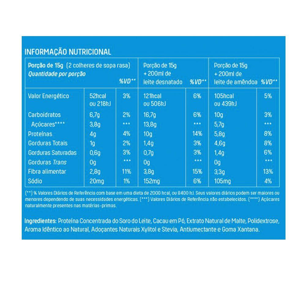 Achocolatado 250g +Mu  - KFit Nutrition