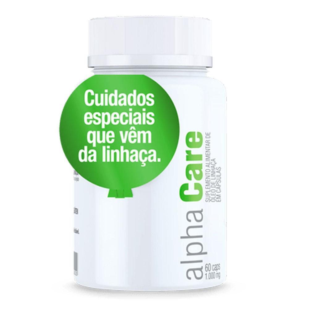 Alpha Care 60 Caps - Vital Âtman  - KFit Nutrition
