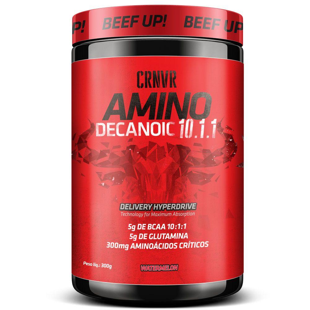 Amino Decanoid 10:1:1 Watermelon 300g CRNVR  - KFit Nutrition