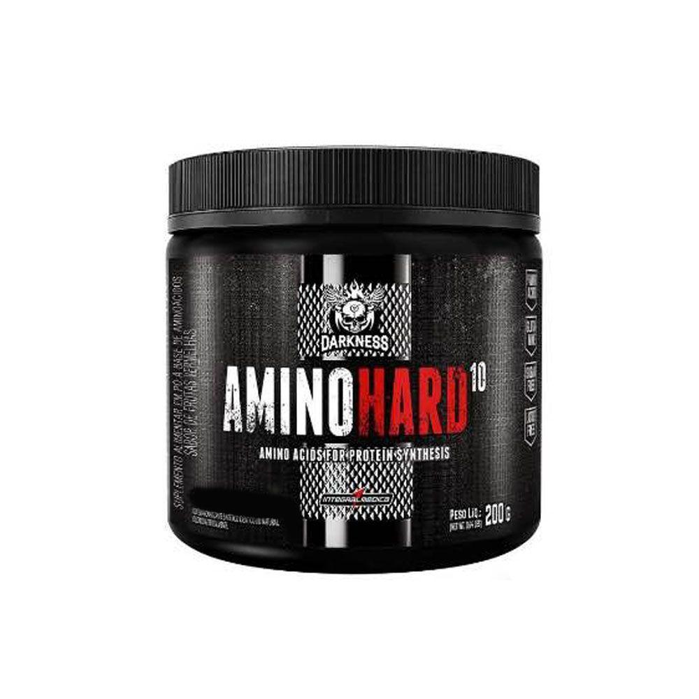 Amino Hard 200g Limão - Darkness  - KFit Nutrition