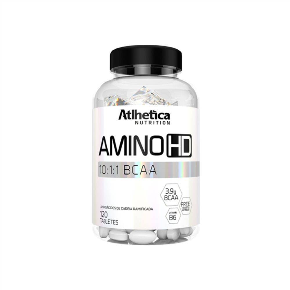 Amino Hd 10:1:1  120 Tabletes  - KFit Nutrition