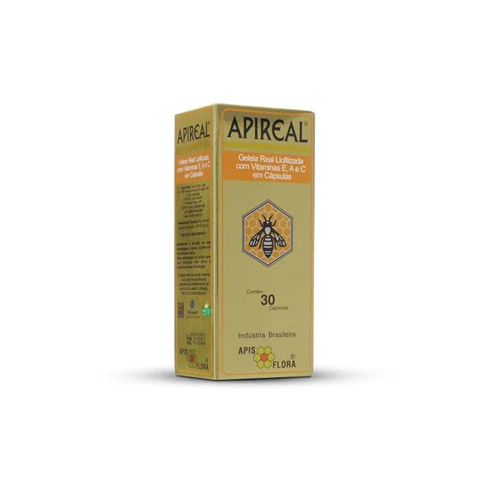 Apireal 30 Caps Apis Flora  - KFit Nutrition