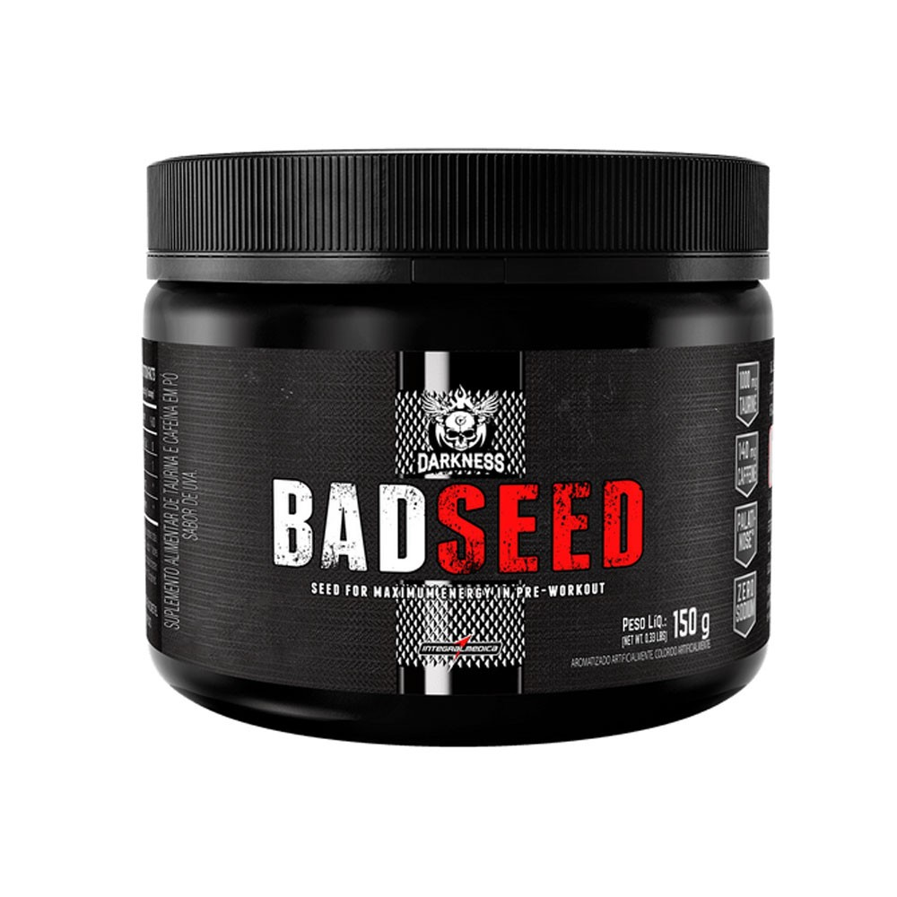 Badseed 150g Cotton Candy - Dakness  - KFit Nutrition