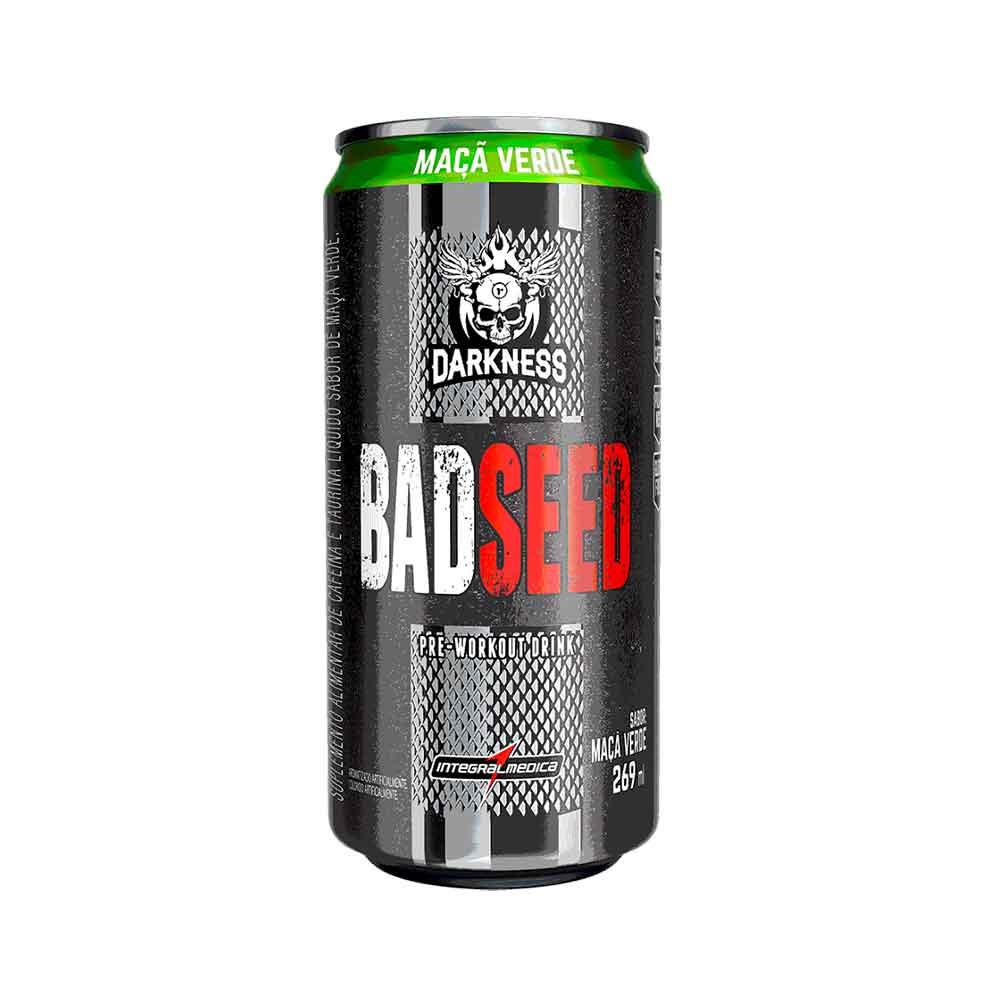 Badseed Drink Maçã Verde 269ml - Darkness  - KFit Nutrition