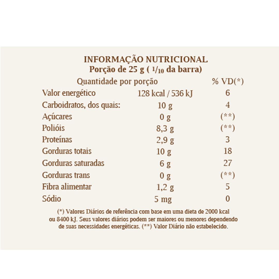 Barra Amendoim 250g - Haoma  - KFit Nutrition