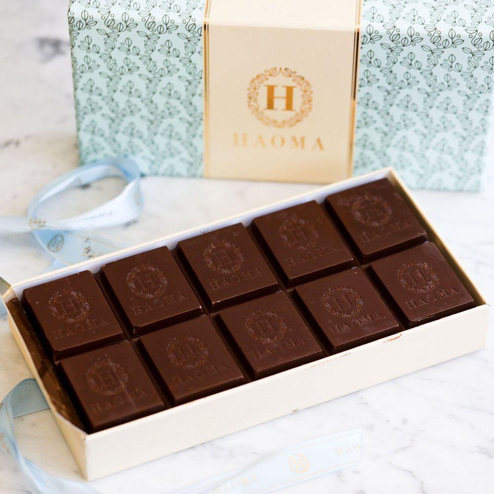 Chocolate Bar 1Kg Avelã - Haoma  - KFit Nutrition
