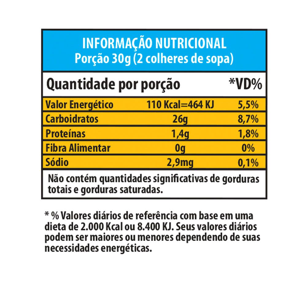 Batata Doce Em Pó 500g Proteina Pura  - KFit Nutrition