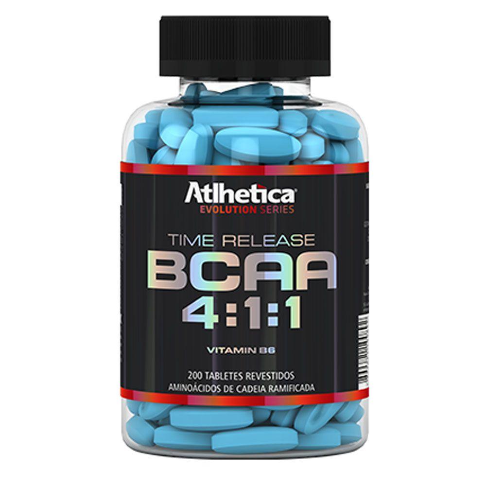 BCAA 4:1:1 200 TABS  - KFit Nutrition