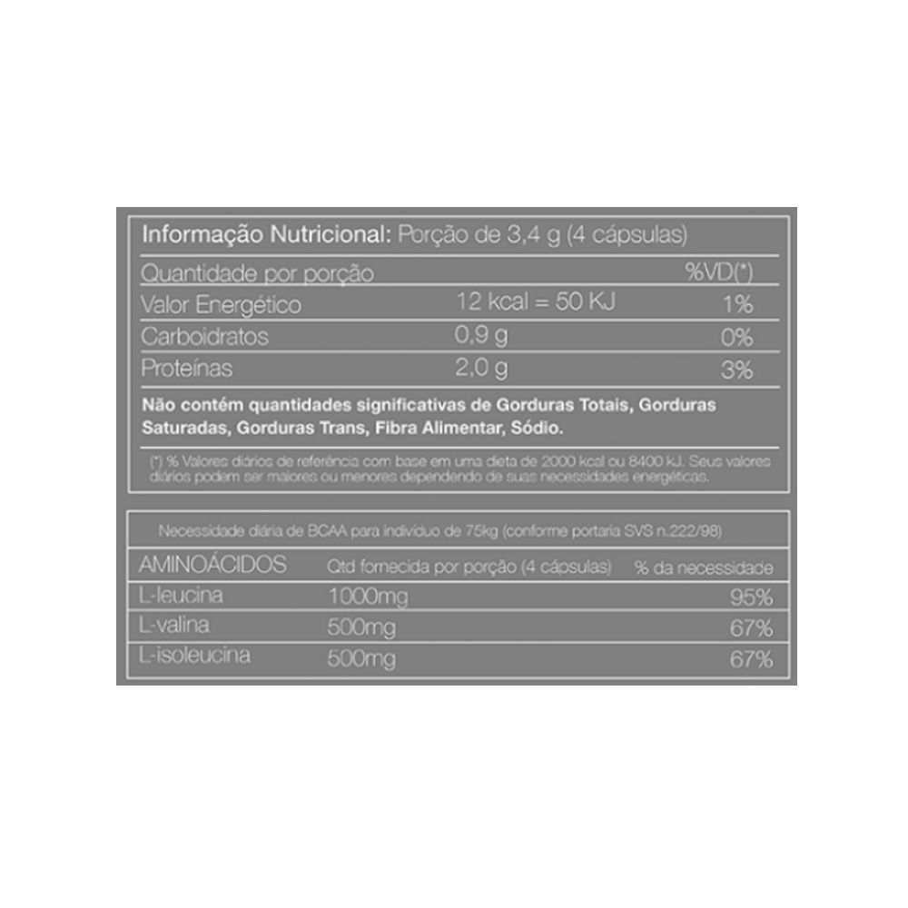 BCAA 90Caps - ADAPTOGEN  - KFit Nutrition