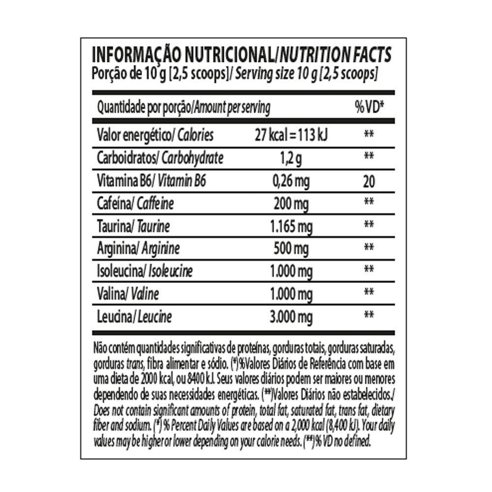 BCAA ENERGY LEMON LIME 240G - Integral Medica  - KFit Nutrition