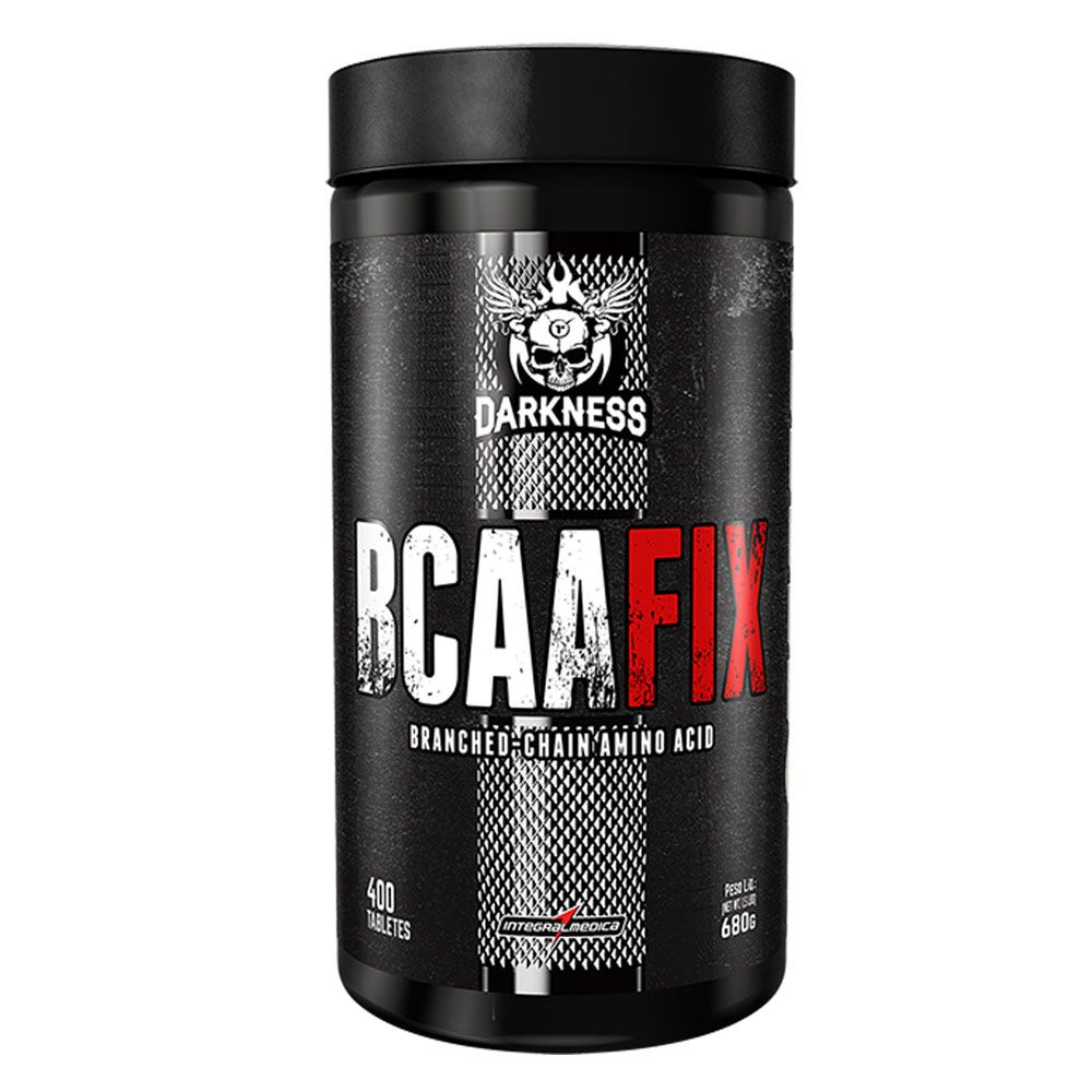 BCAA Fix 400 Caps Integral Medica  - KFit Nutrition