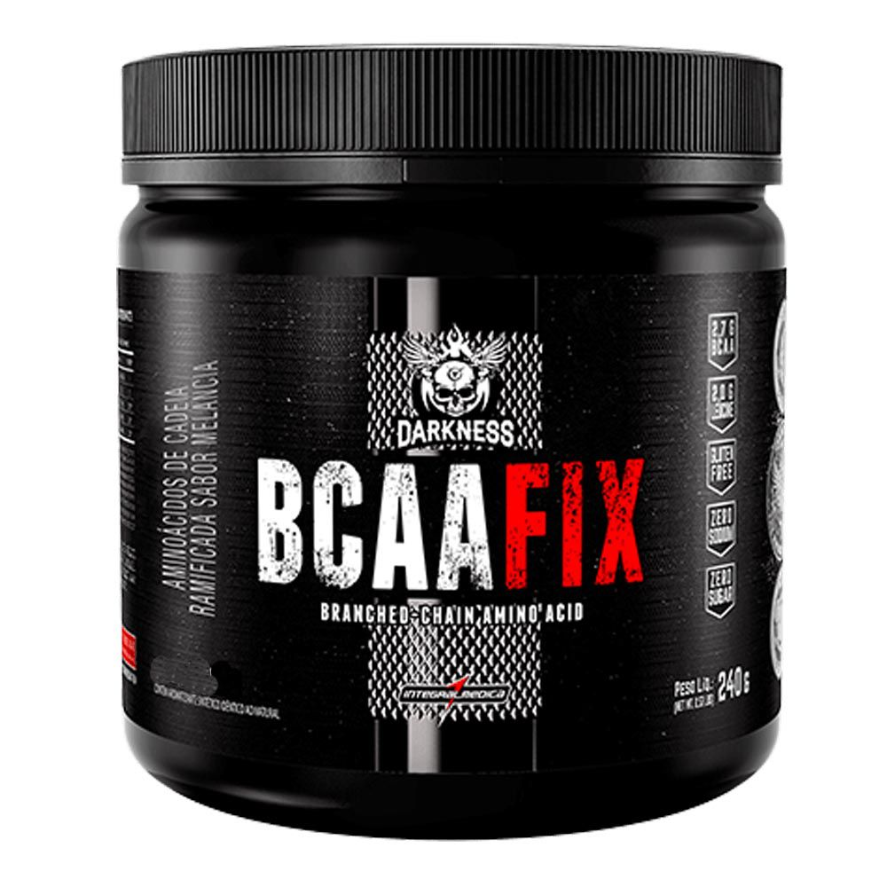BCAA Fix Powder 240g  Integral Medica  - KFit Nutrition