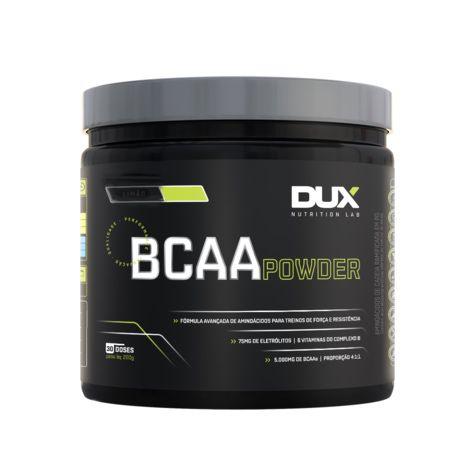 BCAA Powder Laranja  200g - Dux  - KFit Nutrition