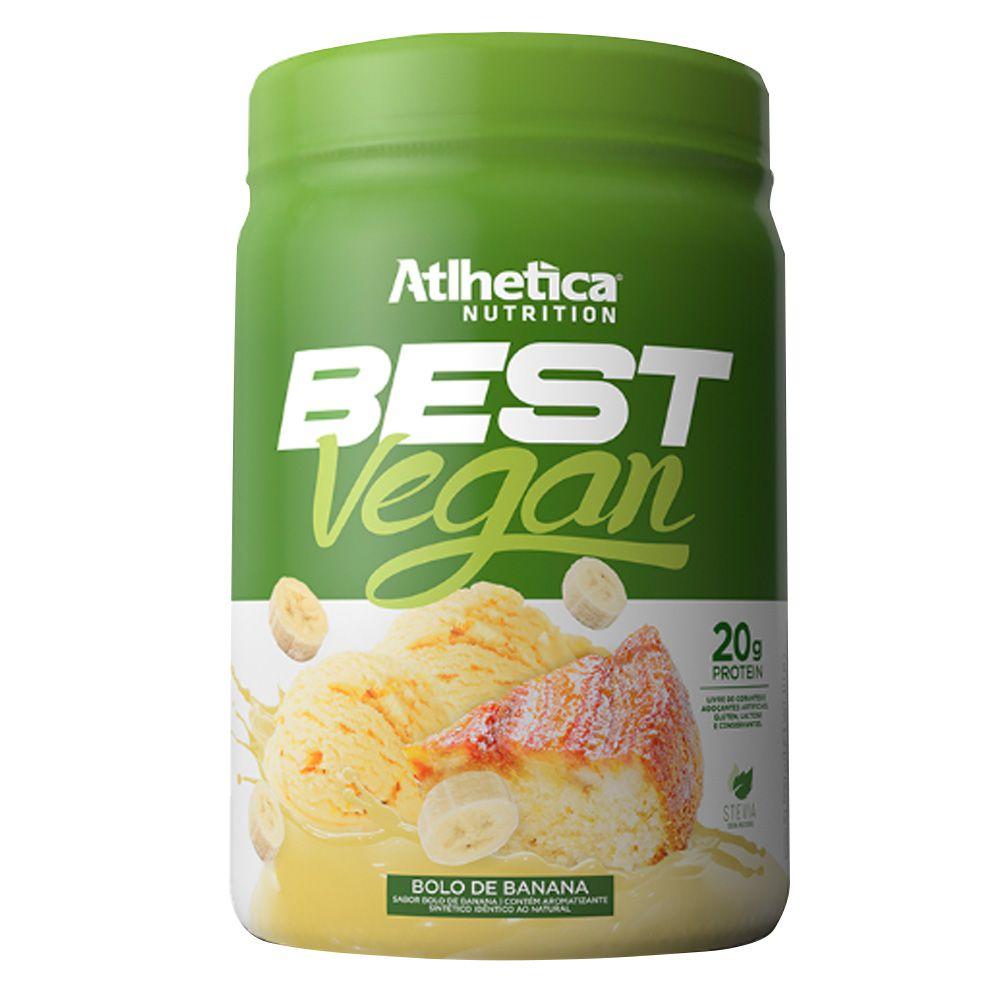 Best Vegan Bolo De Banana 500g - Atlhetica Nutrition  - KFit Nutrition