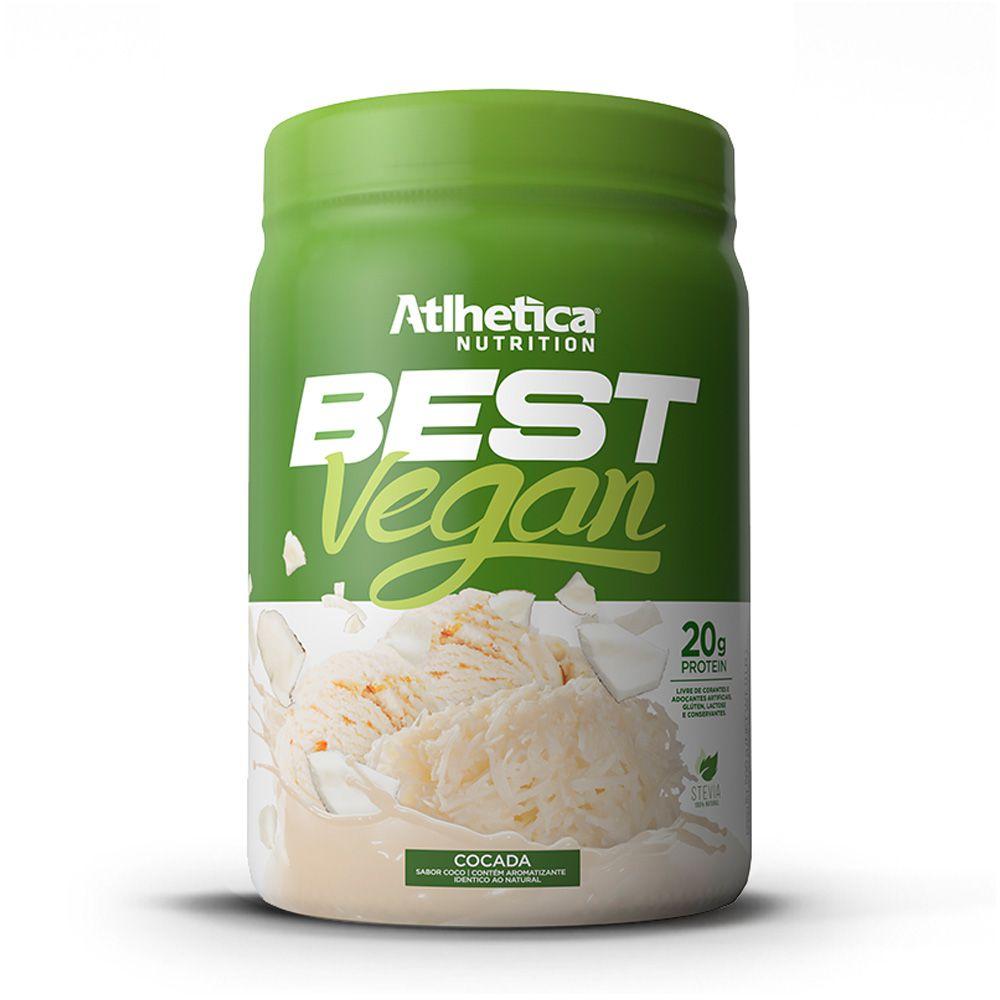 Best Vegan Cocada 500g - Atlhetica Nutrition  - KFit Nutrition