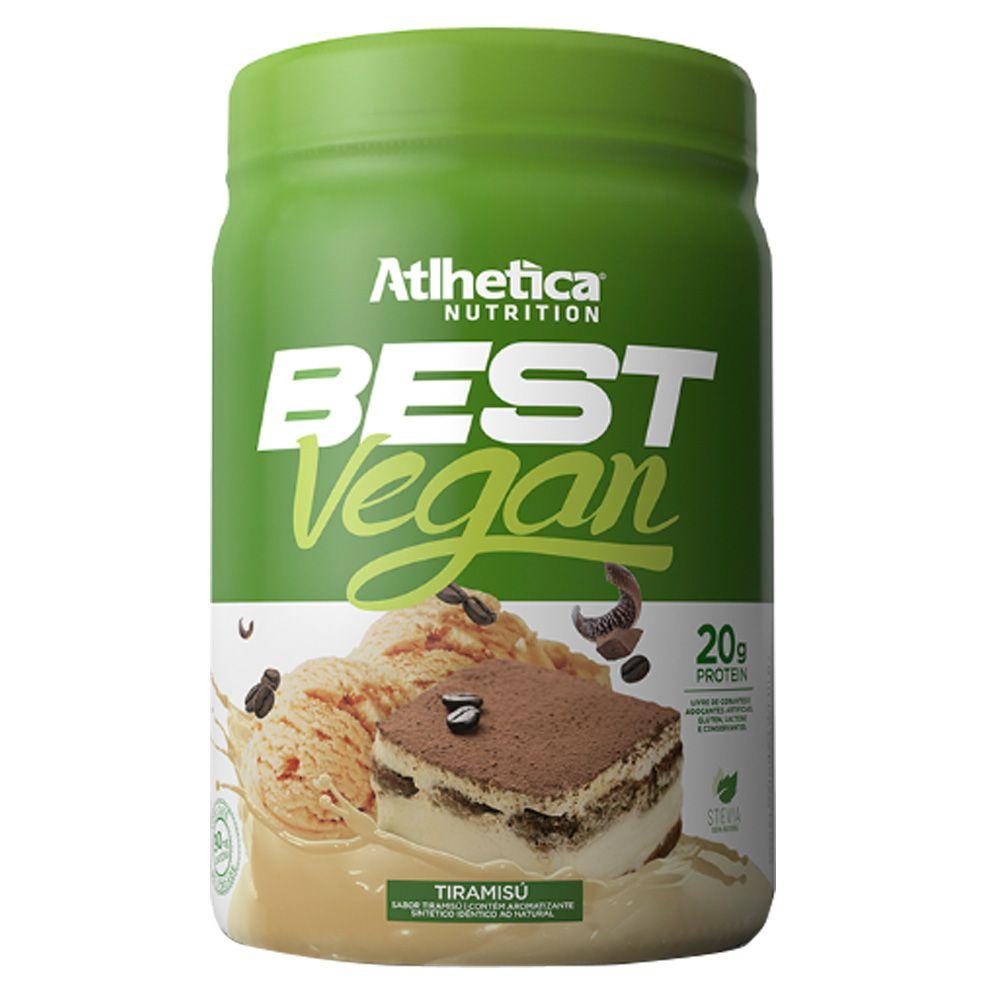 Best Vegan Tiramisú 500g - Atlhetica Nutrition  - KFit Nutrition