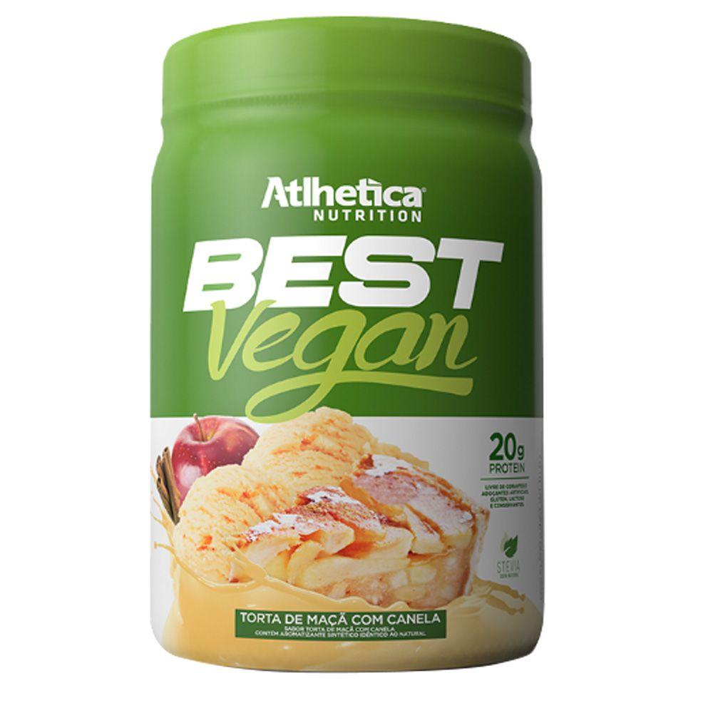 Best Vegan Torta De Maçã Com Canela 500g - Atlhetica Nutrition  - KFit Nutrition