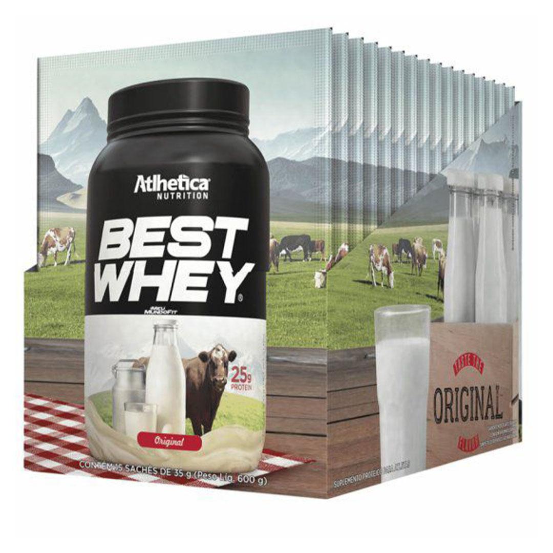 Best Whey 35g Original  - KFit Nutrition