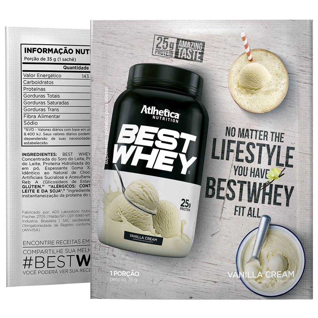 Best Whey 35g Vanilla Cream  - KFit Nutrition