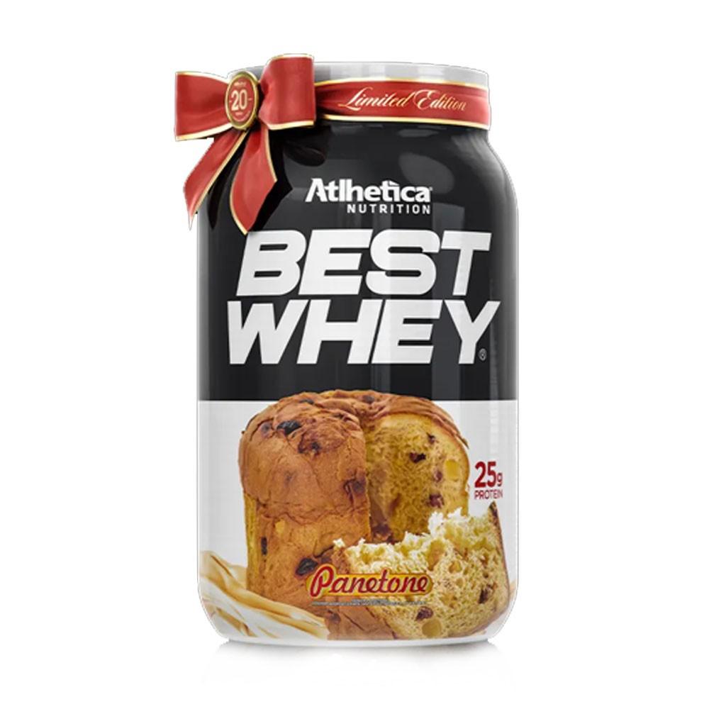 Best Whey Panetone 900g - Atlhetica  - KFit Nutrition