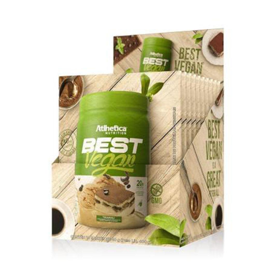 Best Whey Vegan Tiramisu Sachê 40g  - KFit Nutrition