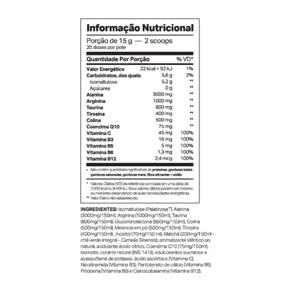 Betadop Limão Com Matchá 300g - ElementoPuro  - KFit Nutrition