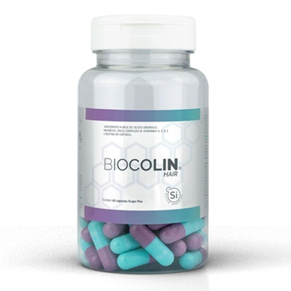 Biocolin Hair 60caps - Central Nutrition  - KFit Nutrition