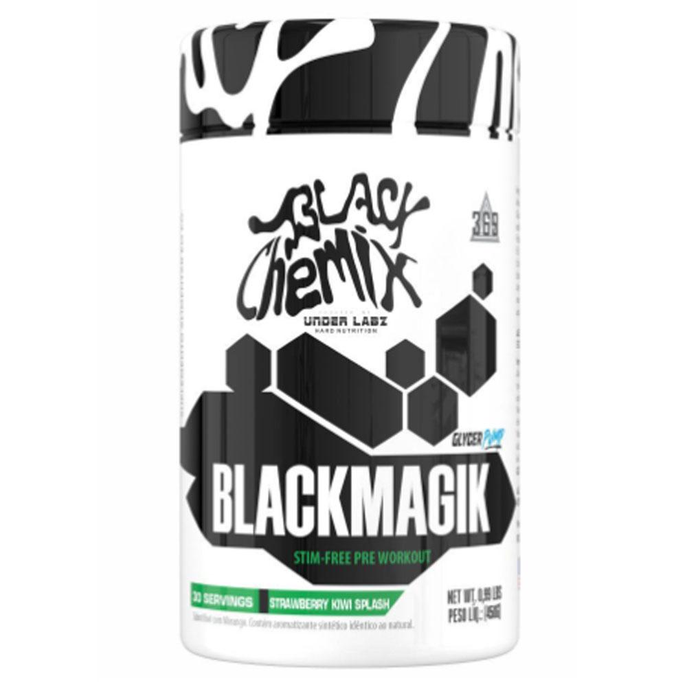 Black Chemix Strwberry Kiwi 450g Black Magik - Under labz  - KFit Nutrition