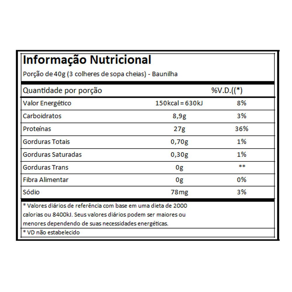 Blend Proteico Atlhetica Protein Premium - Baunilha - 1,8Kg  - KFit Nutrition