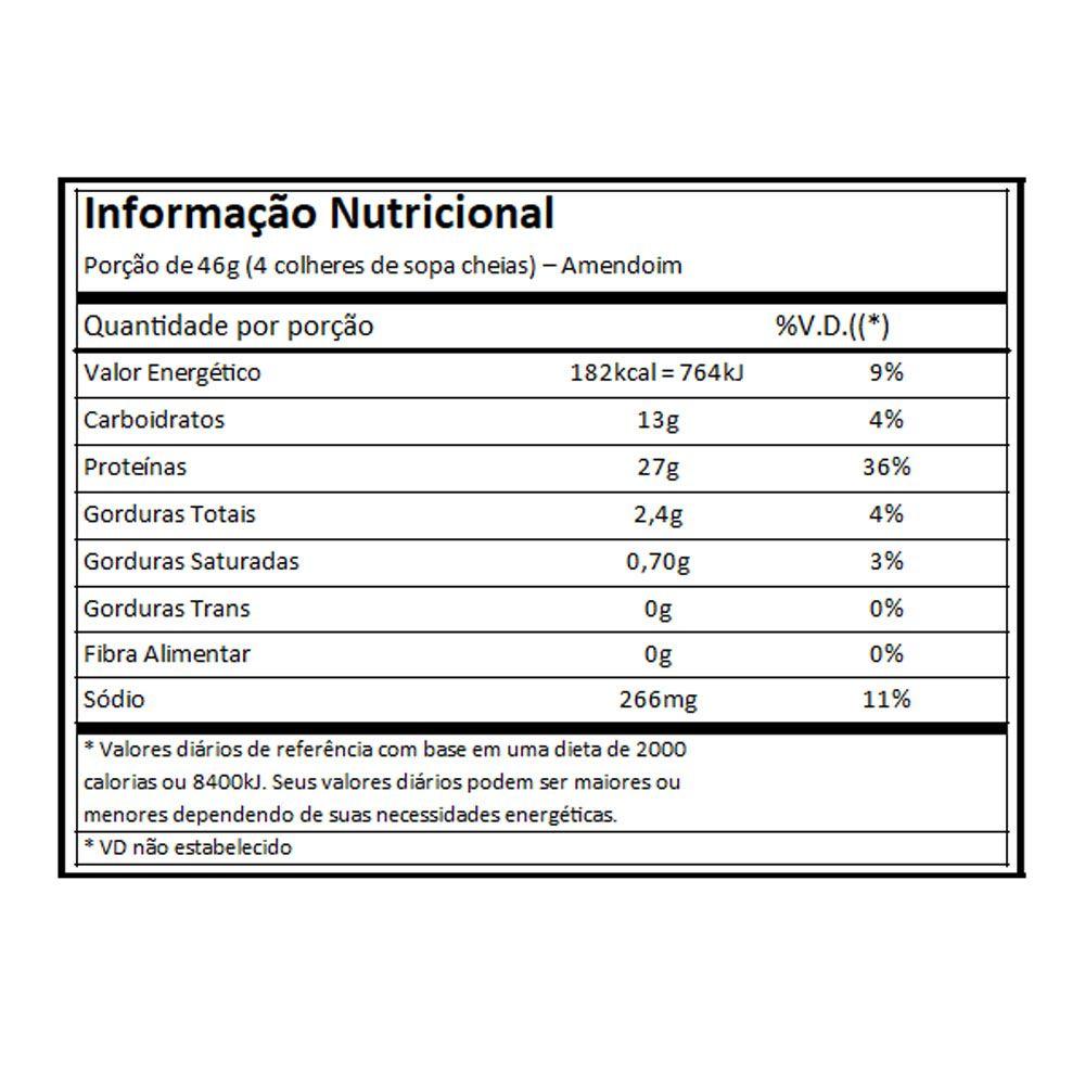 Blend Proteico Atlhetica Protein Premium - Peanut Butter - 1,8Kg  - KFit Nutrition
