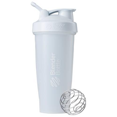 Blender Bottle 830 ml - Branca  - KFit Nutrition