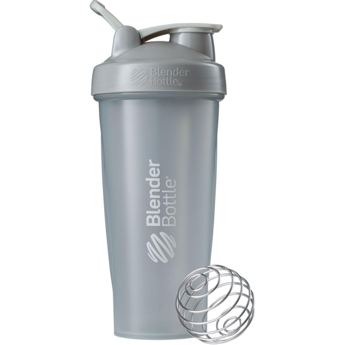 Blender Bottle 830m - Cinza Nova  - KFit Nutrition