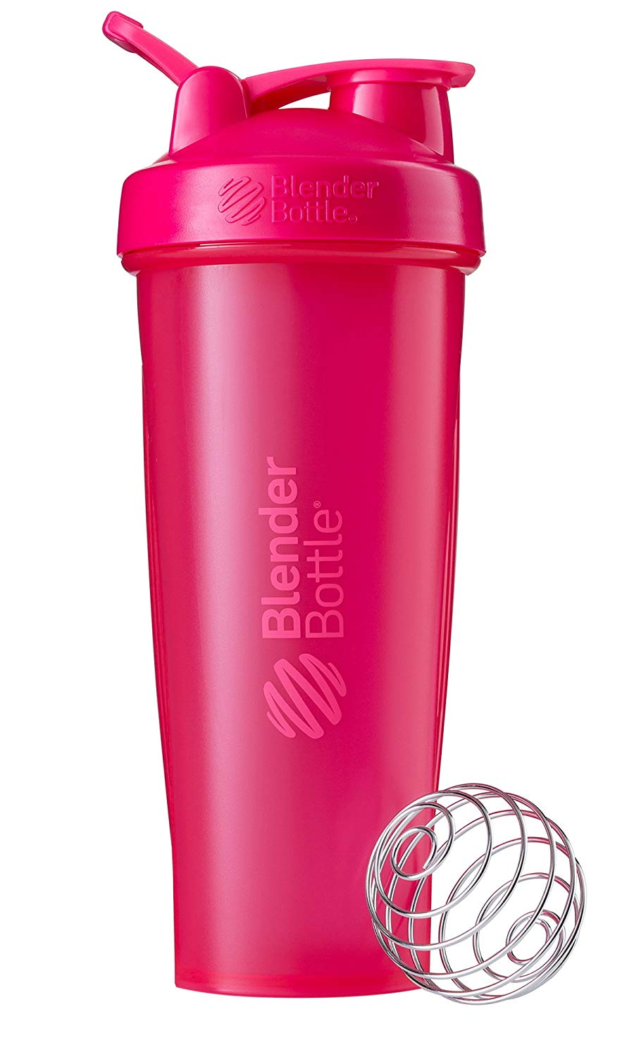 Blender Bottle 830 ml - Rosa  - KFit Nutrition