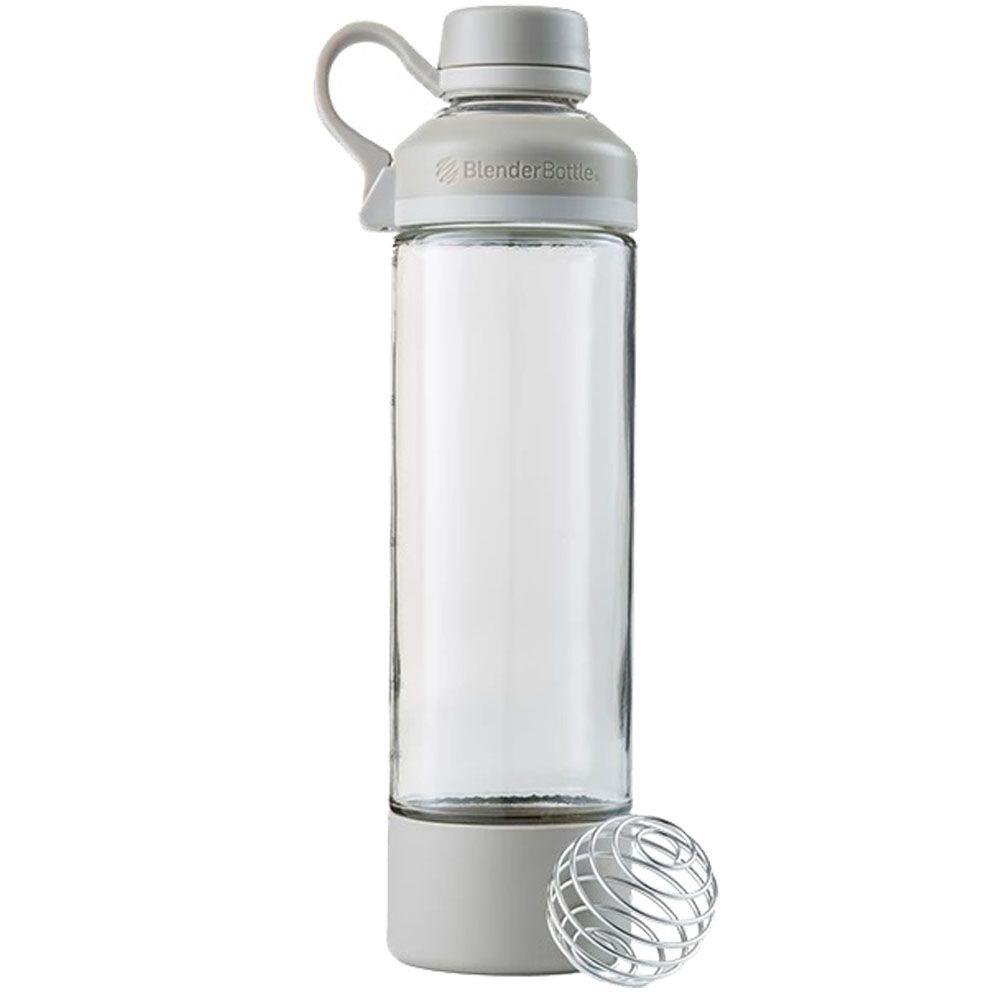 Blender Bottle Mantra 600ml - Pebble Palha  - KFit Nutrition