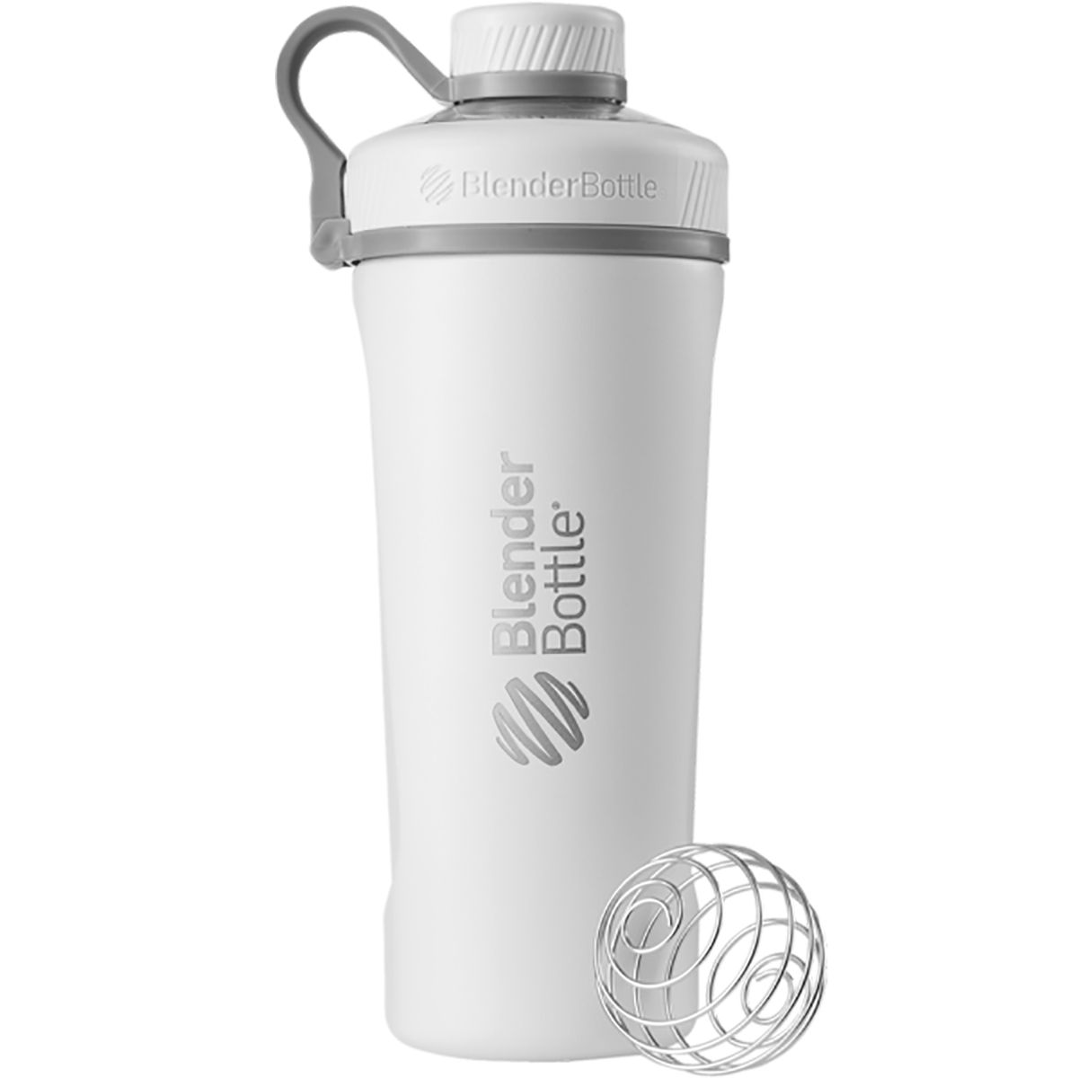 Blender Bottle Radian Insulate Branco Fosco  - KFit Nutrition
