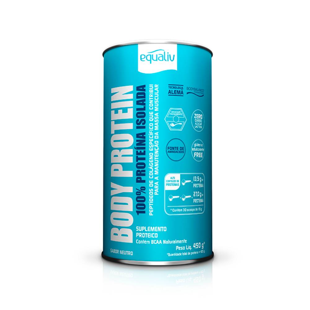 Body Protein 450g Equaliv  - KFit Nutrition